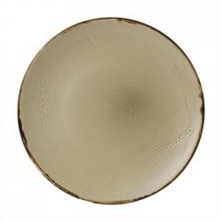 Dudson Harvest Plate Linen 280mm