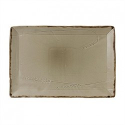 Dudson Harvest Rectangular Tray Linen 336mm