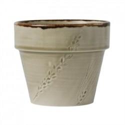 Dudson Harvest Tall Pot Linen 106mm