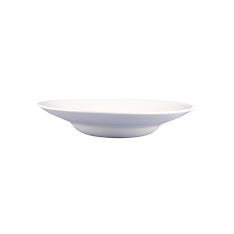 Dudson Twist Gourmet Bowl White 251mm