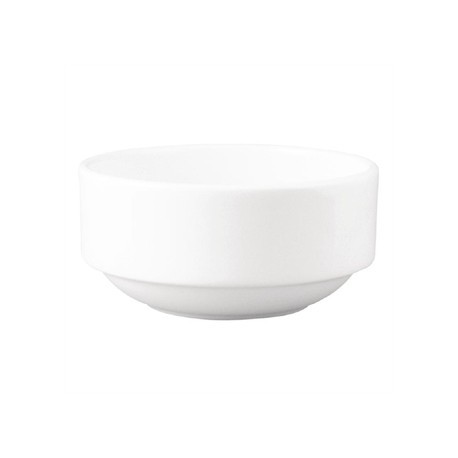 Dudson Classic Soup Bowl White 340ml