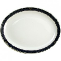 Churchill Venice Oval Platters 202mm