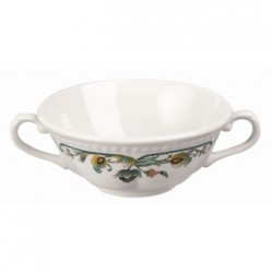 Churchill Buckingham Sumatra Handled Soup Bowls