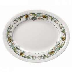Churchill Buckingham Sumatra Oval Platters 202mm