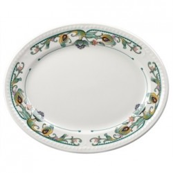 Churchill Buckingham Sumatra Oval Platters 254mm