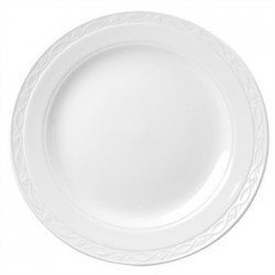 Churchill Chateau Blanc Pasta Plates 300mm
