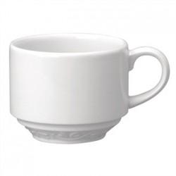 Churchill Chateau Blanc Stackable Tea Cups 199ml