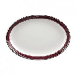 Churchill Milan Oval Platters 202mm