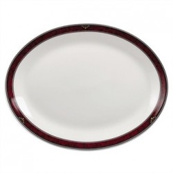 Churchill Milan Oval Platters 305mm