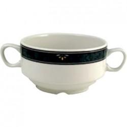 Churchill Verona Handled Soup Bowls 398ml