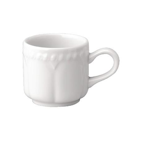 Churchill Buckingham Stacking Coffee Cups 114ml