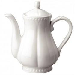 Churchill Buckingham White Coffee Pots 568ml