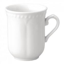 Churchill Buckingham White Mugs