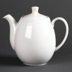 Olympia Linear Coffee or Teapots 1Ltr 36oz