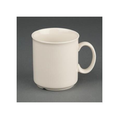 Olympia Ivory Mugs 220ml 8oz
