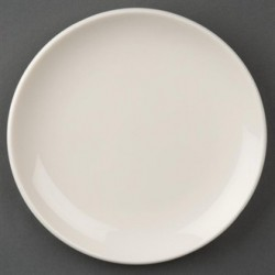 Olympia Ivory Round Coupe Plates 150mm