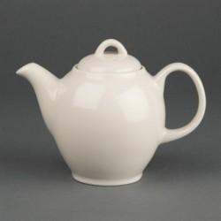 Olympia Ivory Teapots 425ml 15oz