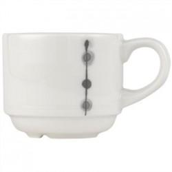 Churchill Alchemy Coast Stacking Coffee Cups 82ml