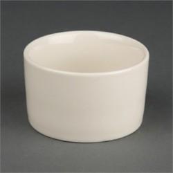 Olympia Ivory Contemporary Ramekins 80mm