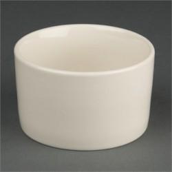 Olympia Ivory Contemporary Ramekins 90mm