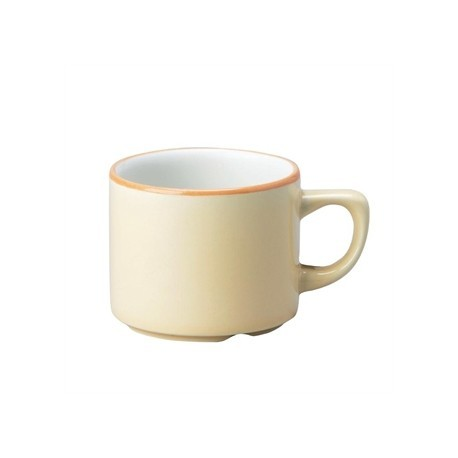 Churchill Sahara Maple Coffee Cups 110ml