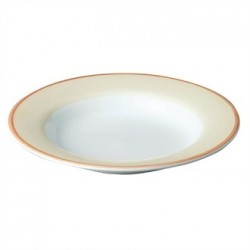 Churchill Sahara Classic Rimmed Soup Bowls 229mm