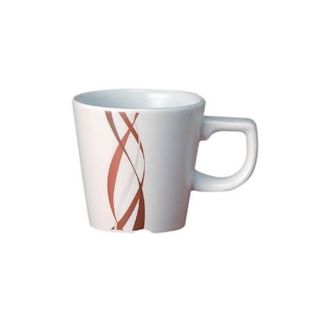Churchill Helix Cafe Cups 110ml