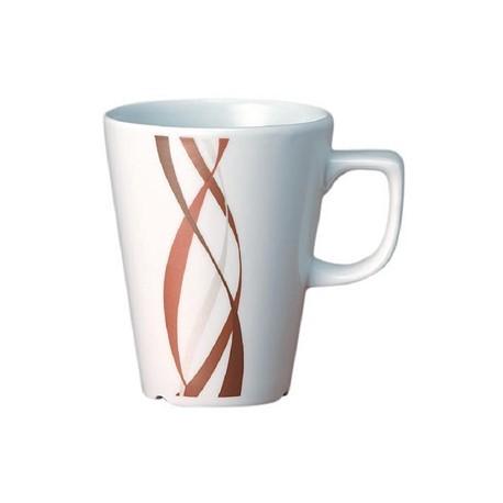 Churchill Helix Cafe Latte Mugs 340ml