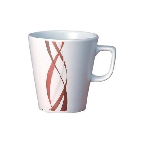 Churchill Helix Cafe Latte Mugs 440ml