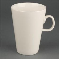 Olympia Ivory Latte Mugs 400ml 14oz