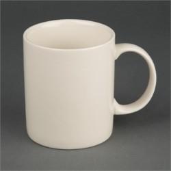 Olympia Ivory Mugs 284ml 10oz