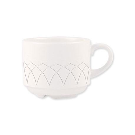 Churchill Alchemy Jardin Stacking Tea Cups 206ml