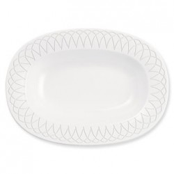Churchill Alchemy Jardin Oval Pasta Bowls 330mm