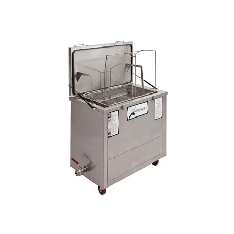 Xcarbonator Lift-Assisted Decarboniser XCR 48 with 3x10kg Decarboniser Powder