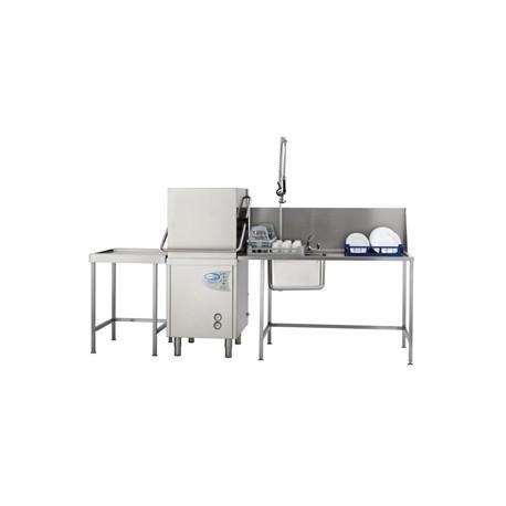 Classeq Hydro Pass Through Dishwasher H957AS/WS