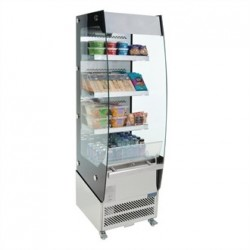 Polar Multideck Display Fridge 220 Ltr