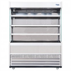Williams Gem 1510mm Slimline Multideck Stainless Steel with Nightblind R150-SCN