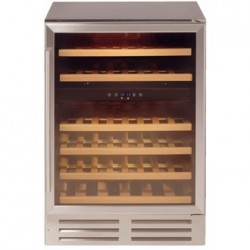 Lec Dualzone Wine Cooler 46 Bottles