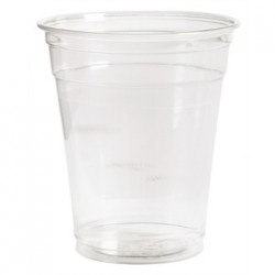 Clear PET Smoothie Cup
