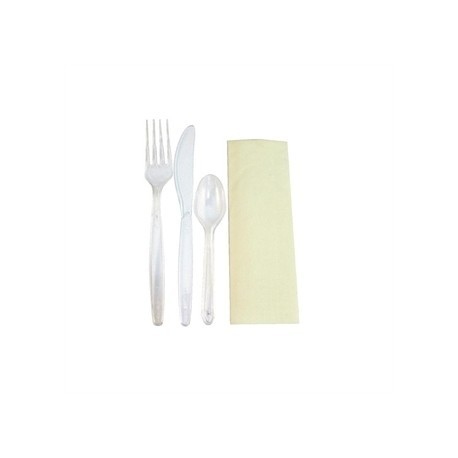 Deluxe Disposable Cutlery Set