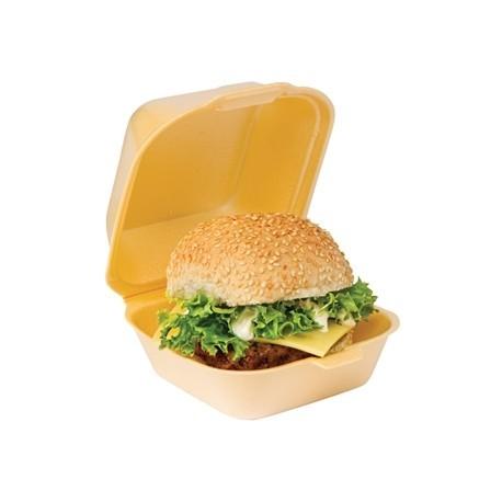 Standard Foam Clamshell Burger Boxes
