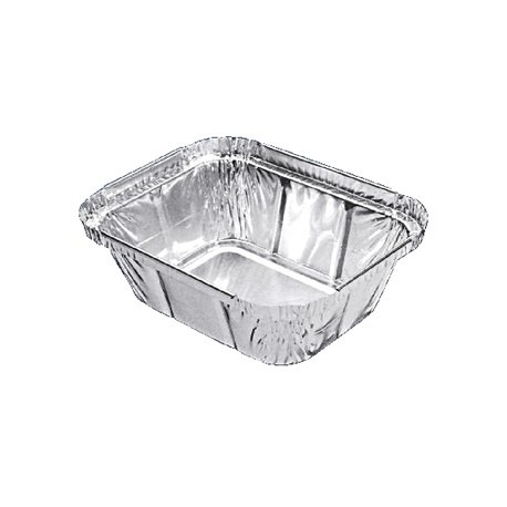 Small Rectangular Foil Containers