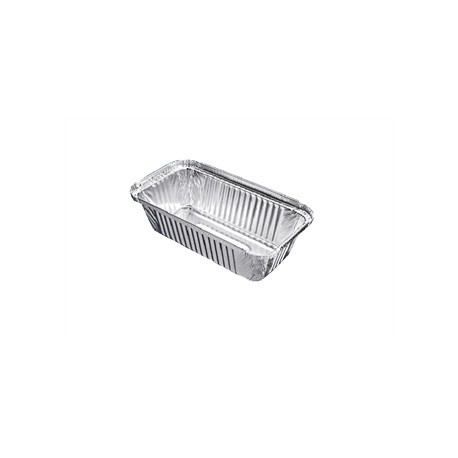 Large Rectangular Foil Containers