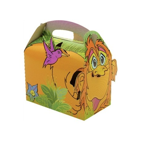 Children's Jungle Activity Packs