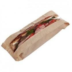 Paper Baguette Bag