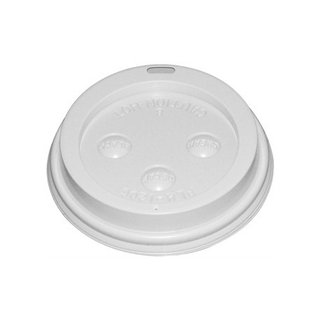 Fiesta Disposable Lid For 8oz Hot Cups x1000