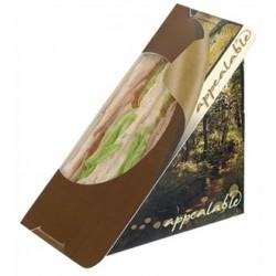 Sandwich Wedge Self Seal - Woodland