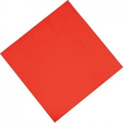 Fasana Professional Tissue Napkin Red 330mm