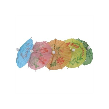 Paper Parasols Mixed Colours