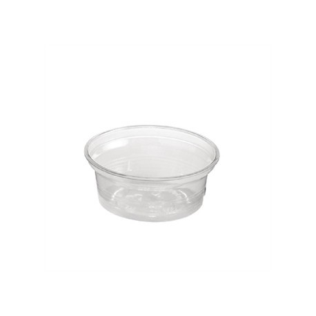 Huhtamaki Portion Pot Clear 50ml